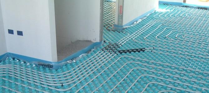 Impianti termico a pavimento? Scopri tutte le caratteristiche.